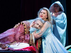 Dracula se chystá do budějcké Budvar arény