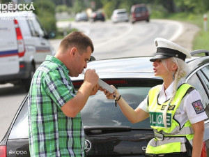 Policisté při jihočeském Speed marathonu zjistili přes sto padesát přestupků