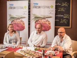 Gurmánský Beko Fresh festival míří do Českých Budějovic. Se Zdeňkem Pohlreichem v hlavní roli