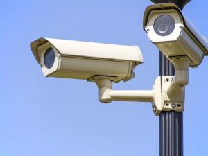 VRiegrově ulici přibyla nová kamera městského kamerového systému