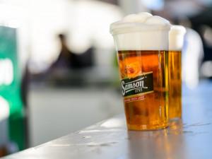 Samson je oficiálním pivem mistrovství světa ve fotbale. Pro fanoušky pořádá soutěž