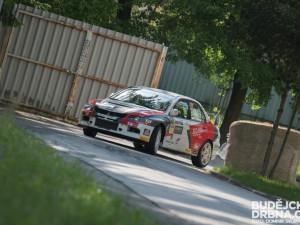 KAM ZA SPORTEM: Startuje Rallye Český Krumlov. Dnes se jede dvakrát na výstavišti