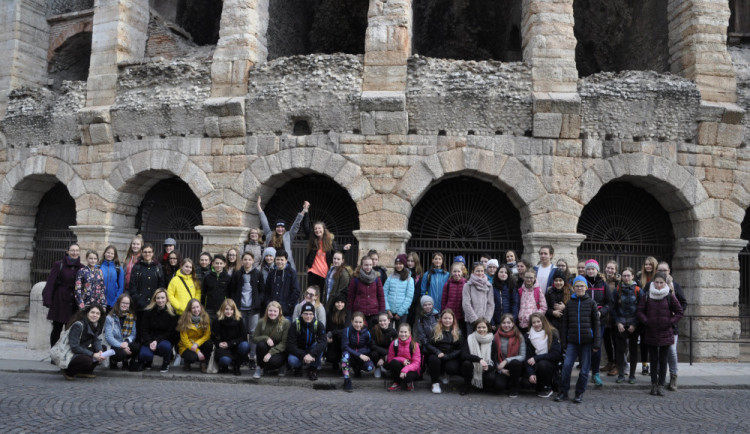 Jitřenka opět zářila na mezinárodní pěvecké soutěži v Itálii