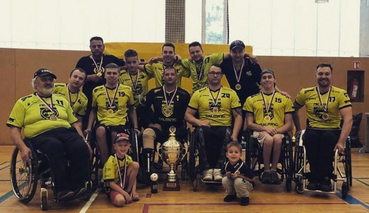 Štíři na vozíku obhájili titul a jsou znovu šampioni. V sezoně ani jednou neprohráli