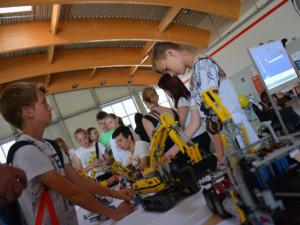 Českobudějovické výstaviště opět ovládne věda, technika a řemesla