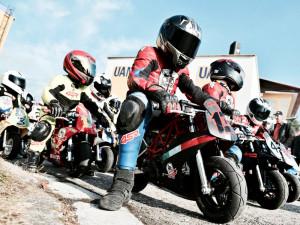 SOUTĚŽ: Na budějckém výstavišti budou burácet motory. Sraz si tam dali motorkáři