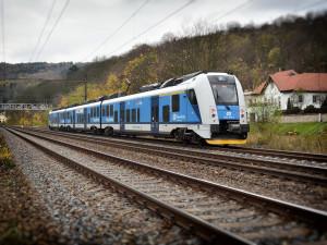 Jihočeský kraj vypíše tendr na železnici za více než sedm miliard korun
