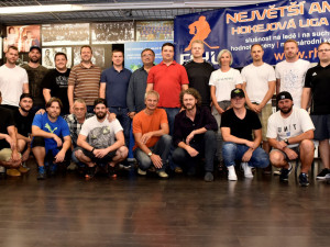 Nejslušnějším týmem největší amatérské hokejové soutěže na jihu Čech byl HC Meta