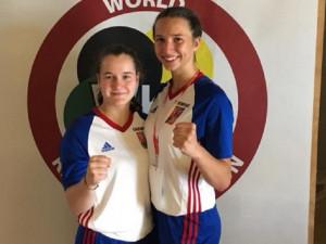 Šáchová a Osouchová z TJ Karate bojovaly v Umagu o olympiádu. Do Buenos Aires nepostoupily
