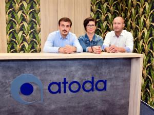 Společnost ATODA se usadila vPianu, vnejmodernější budově vBudějcích