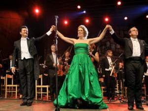 První festivalový víkend vČeském Krumlově se vydařil