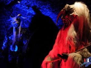 V Kaplici budou po večerech k vidění démonické bestie Krampusové. Ožijí při nočních prohlídkách