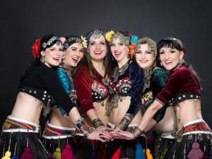 Orientální tanečnice Khalida: Tanec na živou hudbu je pro tanečnici snad nejlepší možný zážitek