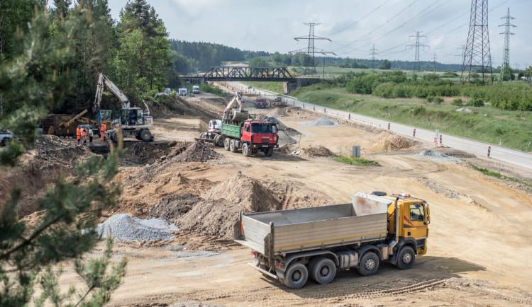 Část obchvatu Českých Budějovic chtějí stavět Italové. Nabídli nejnižší částku