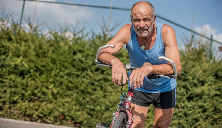 Dal si pivo a kývl na cestu do Compostely. Na kole pak František Turek ujel 2 749 kilometrů