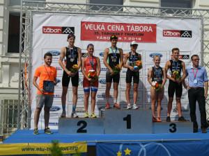 Tituly ve sprintu si z Tábora odvezli Linduška a Fairaislová