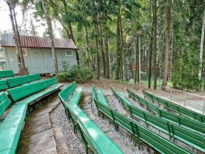 Černá v Pošumaví stále vylepšuje jediné letní digitalizované kino na Lipensku