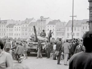 DRBNA HISTORIČKA: Jaro 1968 bylo v Českých Budějovicích opojné