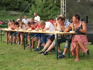 Při Boršovských slavnostech těstovin se bude soutěžit o největšího jedlíka špaget