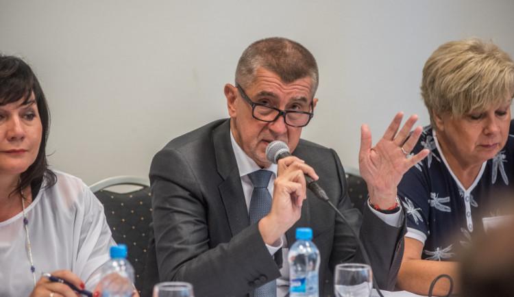 Člen píseckého ANO Václav Makrlík žádá pro Babiše státní vyznamenání