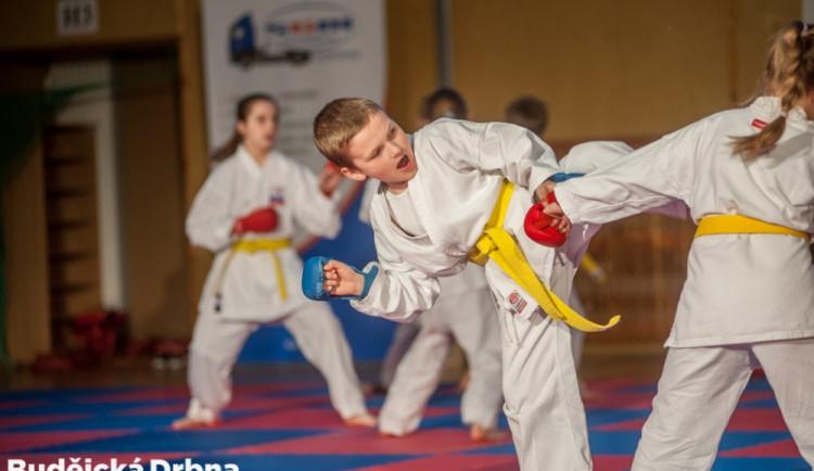 TJ Karate startuje nábor pro malé karatisty