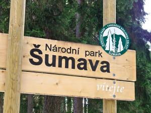 Národní park Šumava řeší víc vjezdů aut a motorek na místa,  na která se jezdit nesmí