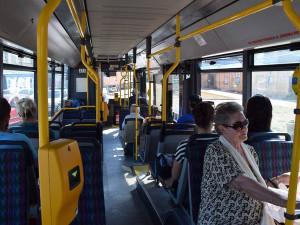 V první školní den se bude v Budějcích jezdit městskou hromadnou dopravou zadarmo