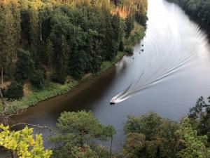 Jihočeský kraj chce zvýšit návštěvnost Vltavské vodní cesty