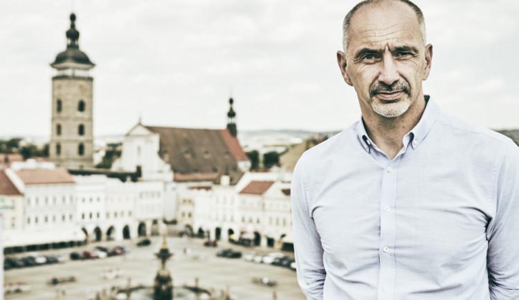 Martin Kuba: Přivedeme do Budějovic nejlepší učitele vzemi a zavedeme program zahraničních jazykových pobytů pro děti ze základních škol