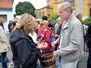 Hluboká zve na tradiční Městské slavnosti vína