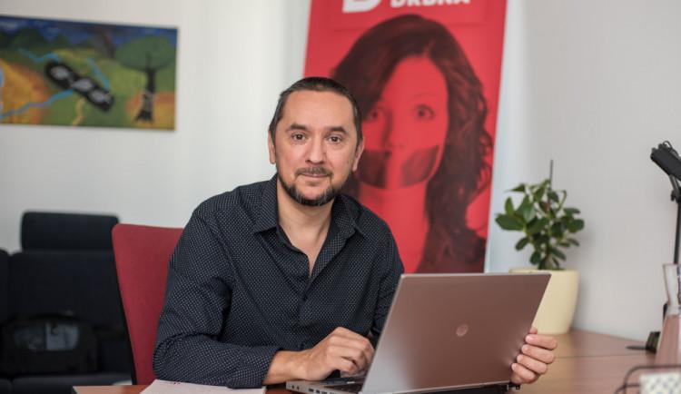 Juraj Thoma odpovídal čtenářům Budějcké Drbny