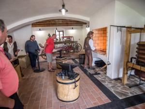 FOTO: Holašovice oslavily dvacet let na seznamu památek Unesco. Otevřely novou kovárnu