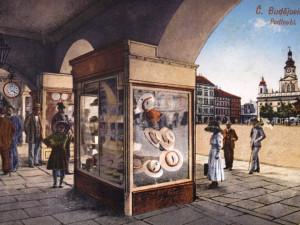 MĚSTO PŘED STO: Z Paříže přišlo mikádo, bohatí muži byli vybaveni obleky
