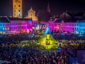FOTO: Multimediální show Má Vlast převyprávěla sto let republiky