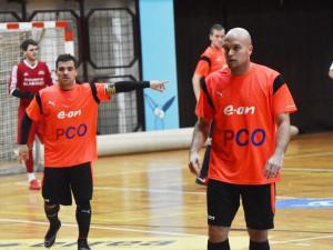 Futsalistům Dynama začíná sezona. Věřím, že budeme konkurenceschopní, říká Radim Pouzar