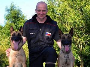 Padlý voják a kynolog pracoval srdcem, říká podplukovník Andrej Vítek
