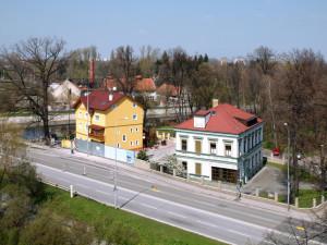 DRBNA HISTORIČKA: Co už není v okolí Litvínovického mostu
