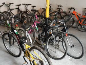 Město bude znovu prodávat kola ze ztrát a nálezů