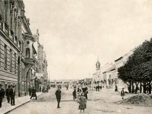 DRBNA HISTORIČKA: Dvě zcela odlišné etapy domu rodiny Gellertů