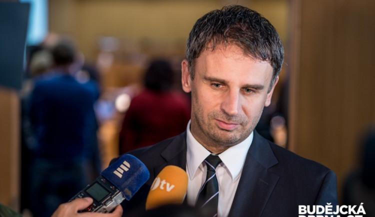 Zimola rezignoval na funkci prvního místopředsedy ČSSD