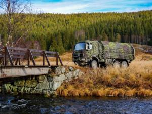Strakoničtí vojáci na aliančním cvičení v Norsku potvrdili pověst spolehlivého partnera
