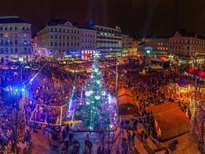 Vánoční trhy si v Brně můžete užít i mezi svátky a po nich. Jsou originální a stojí za výlet