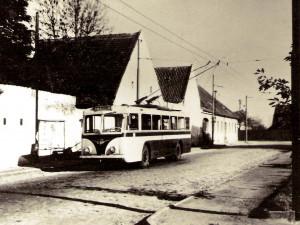 DRBNA HISTORIČKA: Trolejbusová linka do Rožnova měla původně označení D