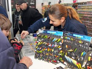 SOUTĚŽ: Výstaviště ovládnou ryby. Připravte se na největší Jihočeskou rybářskou výstavu