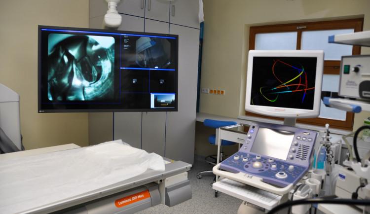Strakonická nemocnice otevřela Gastroenterologické centrum
