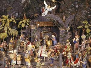 Letos slavíme výročí narození a smrti řezbáře největšího betléma, narozeniny má i Tichá noc