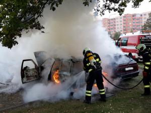 Jihočeští hasiči prožili klidné Vánoce, požárů museli řešit minimum