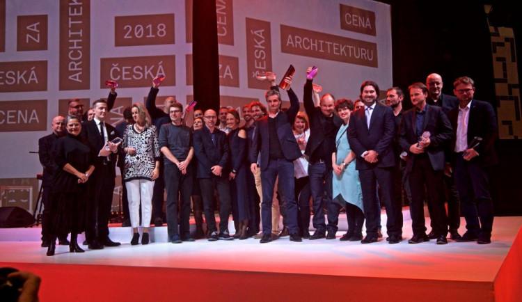 Česká architektura je čím dál lepší, říká oceněný architekt David Kraus