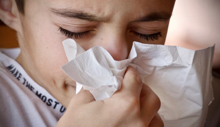 Pacientů s chřipkovým onemocněním na jihu Čech přibylo