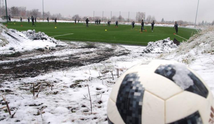 Dynamo má za sebou první trénink v novém roce. V týmu se objevily nové tváře